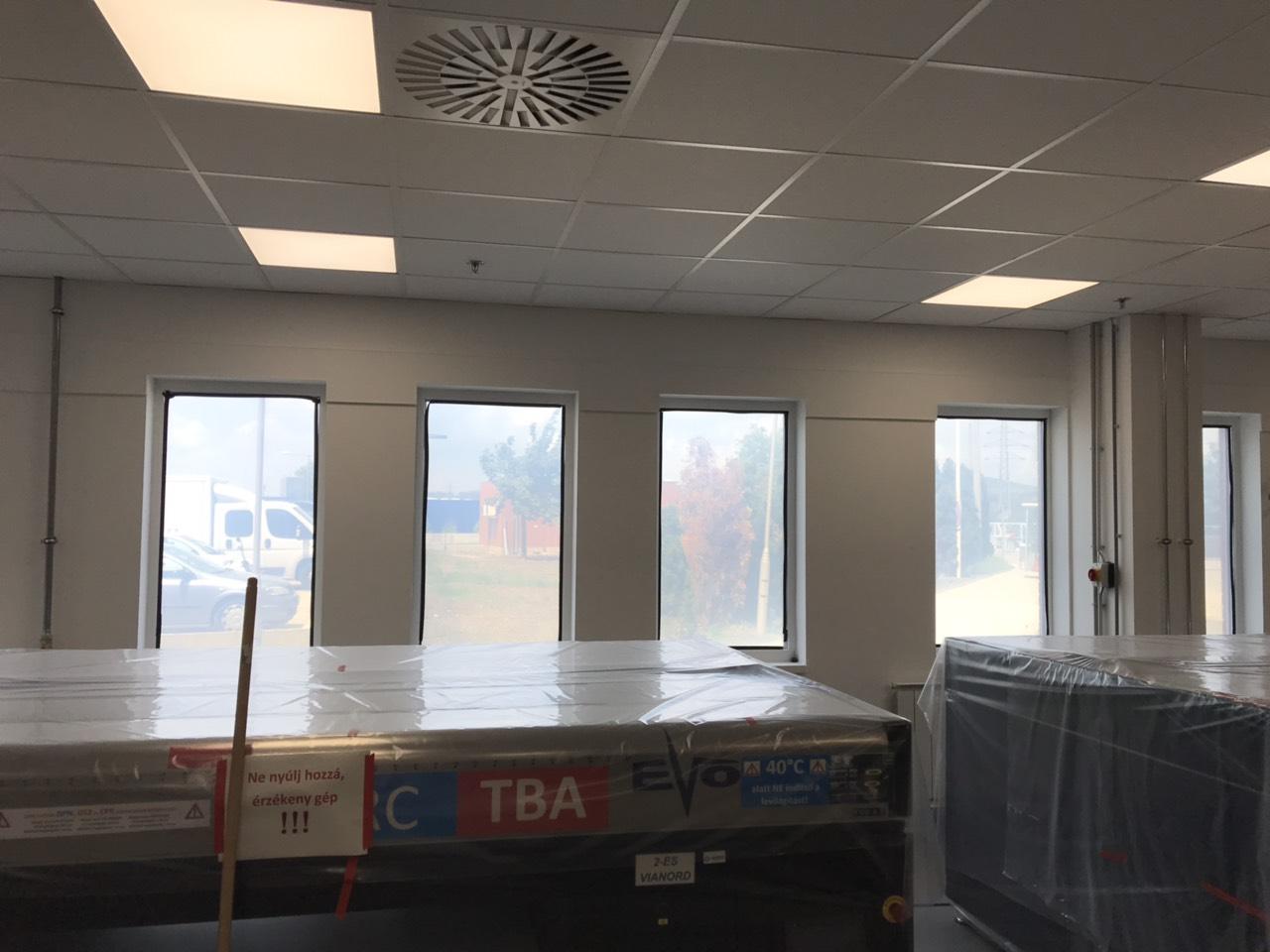 Iroda felújítás és átalakítás