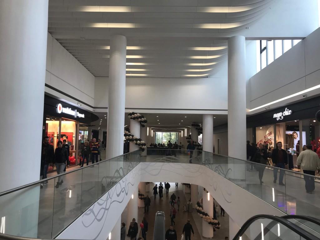 SHOPMARK bevásárló központ