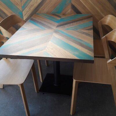 Asztalos munkák - asztal készítés